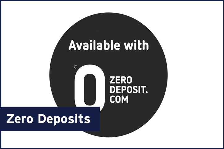 Zero Deposits for landlord and tenant