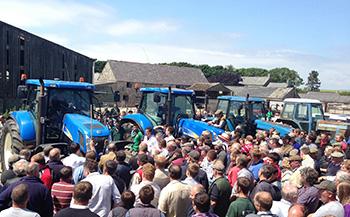 McCartneys Farm Dispersal Sales
