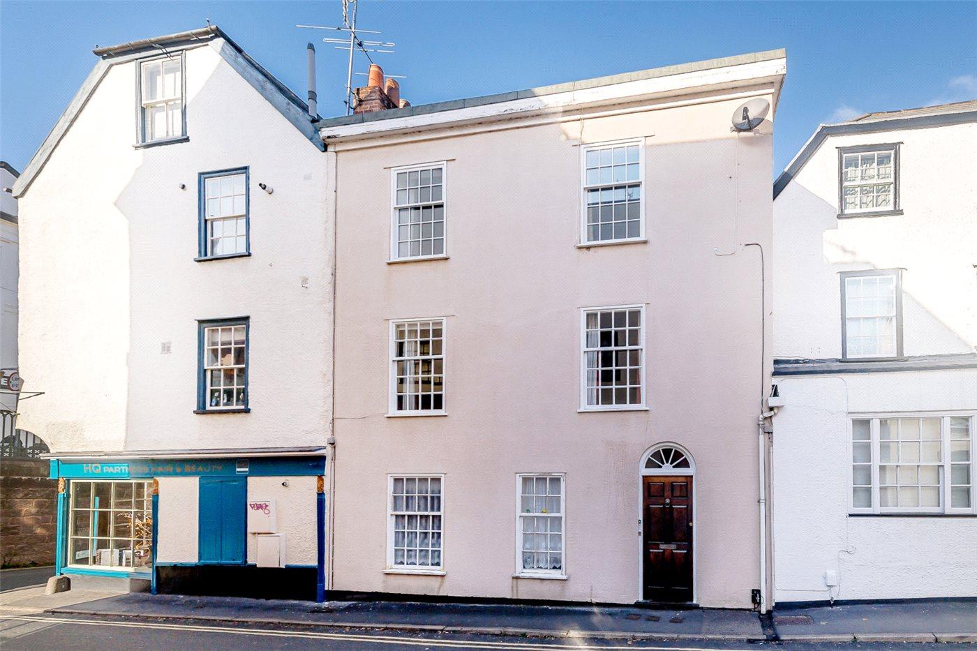 Northernhay Street, Exeter, Devon