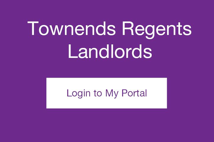 Townends Regents landlord login