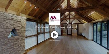 Foldgate Barn - Owl Barn Tour