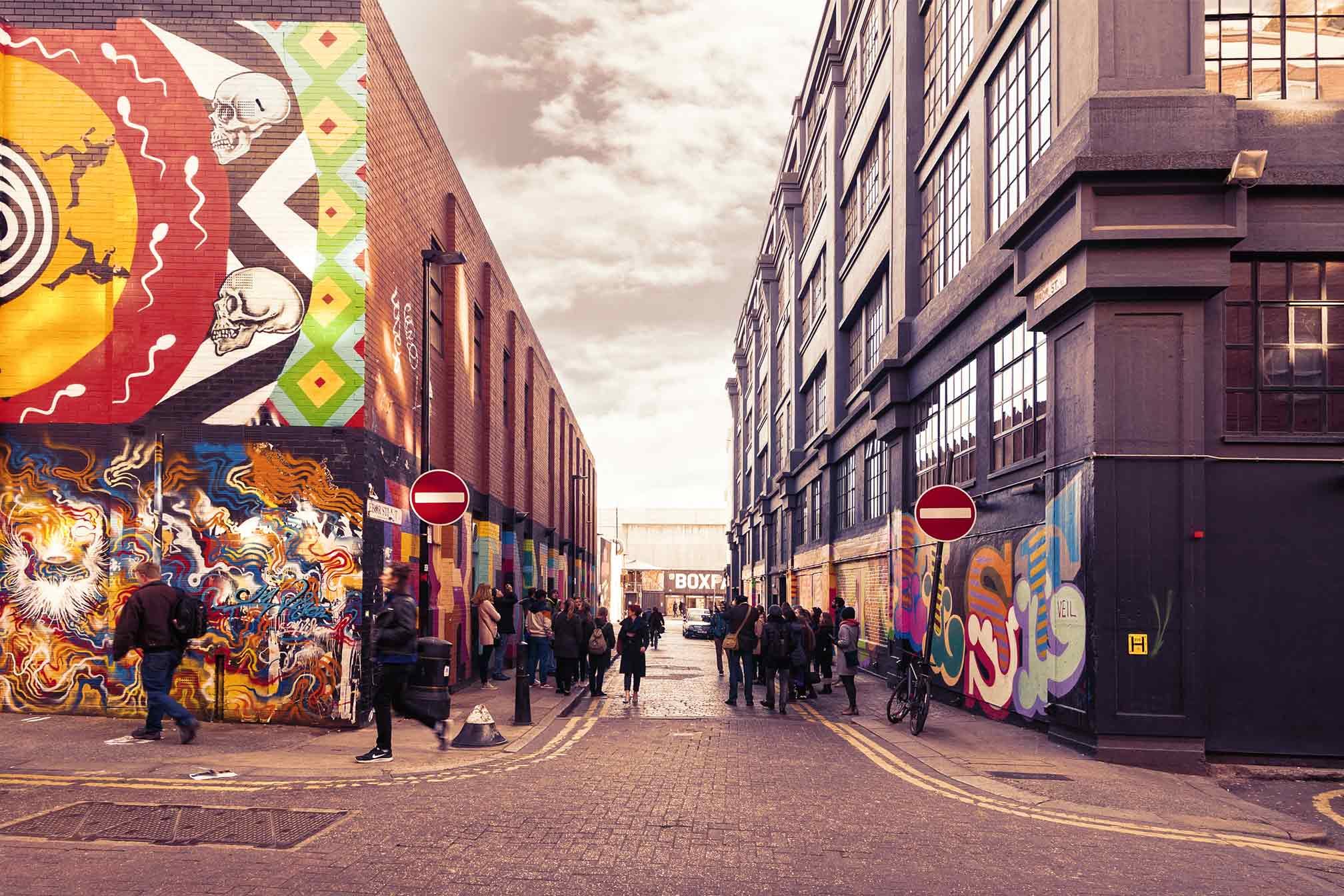 Shoreditch Rental Price Index