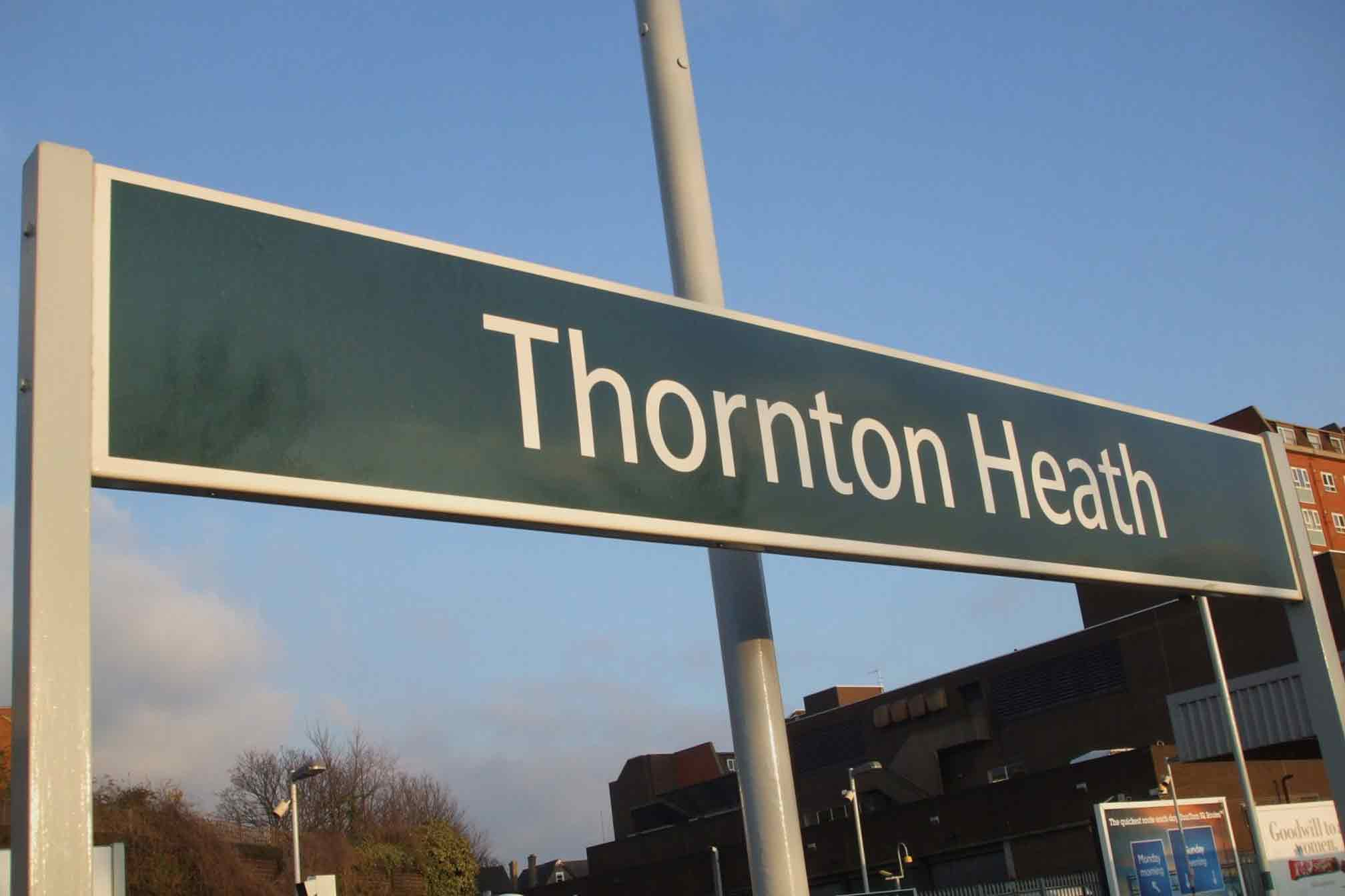 Thornton Heath rental Price Index