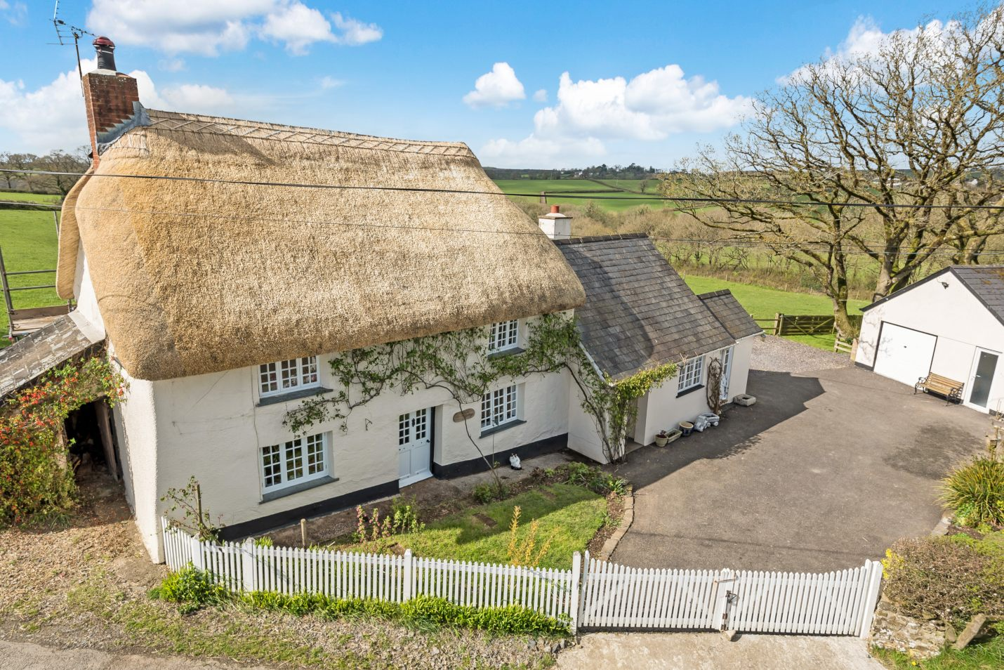 Seven idyllic chocolate box cottages for sale in the South