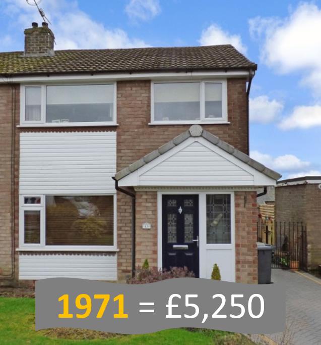 1970s House Price