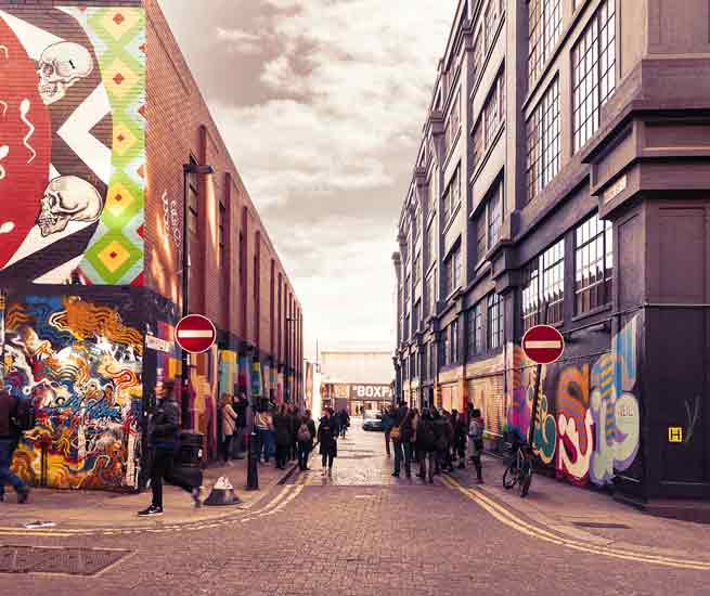 Shoreditch Commercial Property Agents