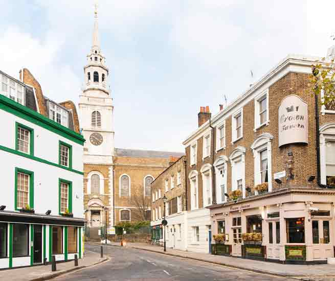 Clerkenwell Sales & Lettings Agents