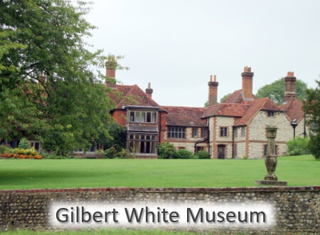 12 Great Local Places - Gilbert White Museum