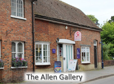 12 Great Local Places - The Allen Gallery