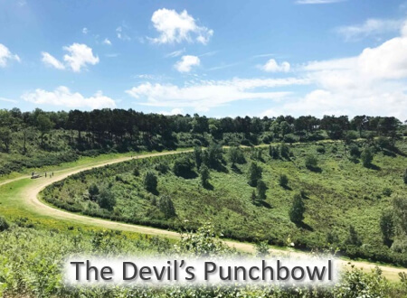 12 Great Local Places - The Devil's Punchbowl