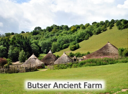 12 Great Local Places - Butser Ancient Farm
