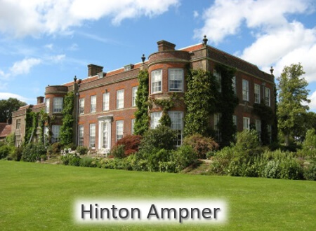 12 Great Local Places - Hinton Ampner