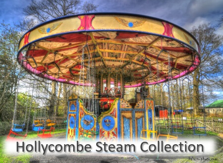 12 Great Local Places - Hollycombe Steam Collection