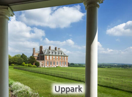 12 Great Local Places - Uppark