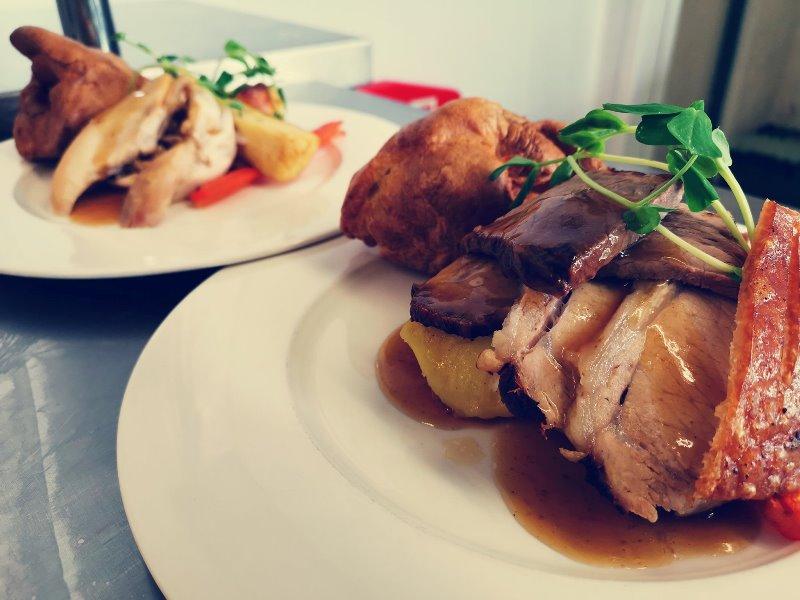 Dill & Bay food