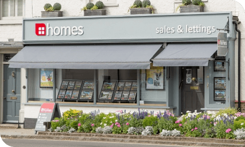 Homes Estate Agents - Liphook Regional Lettings and Residential Sales Branch