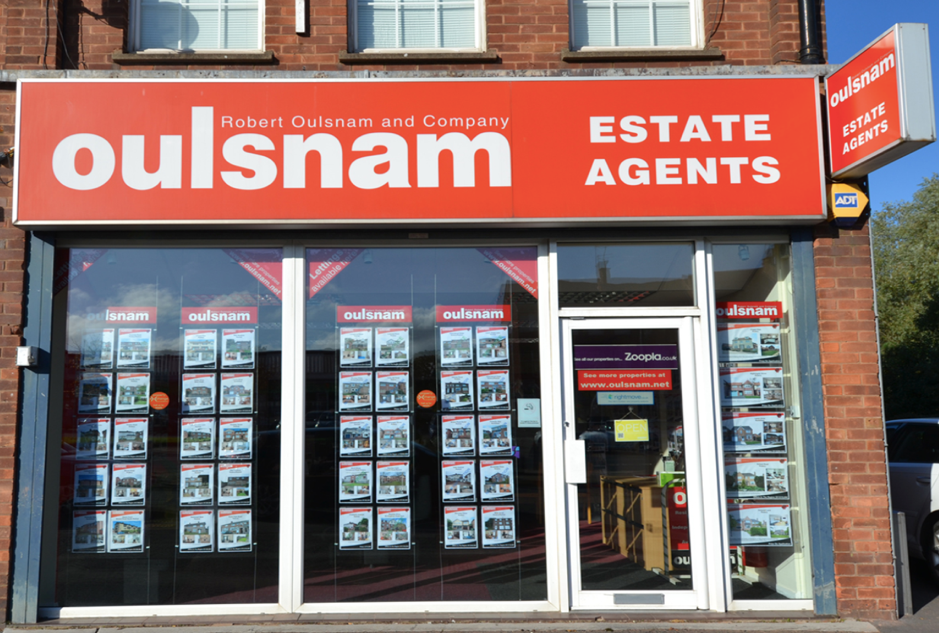 oulsnams rubery sales office