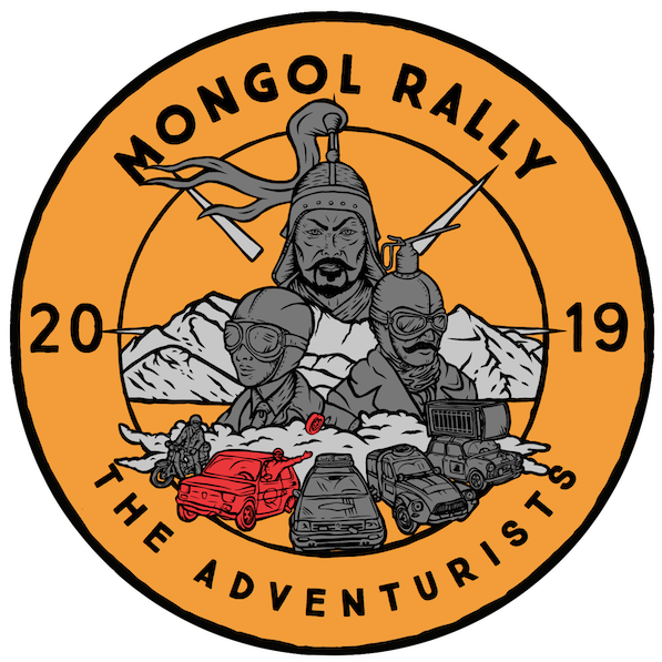 Mongol Rally 2019 and Paramount Properties are sponsors