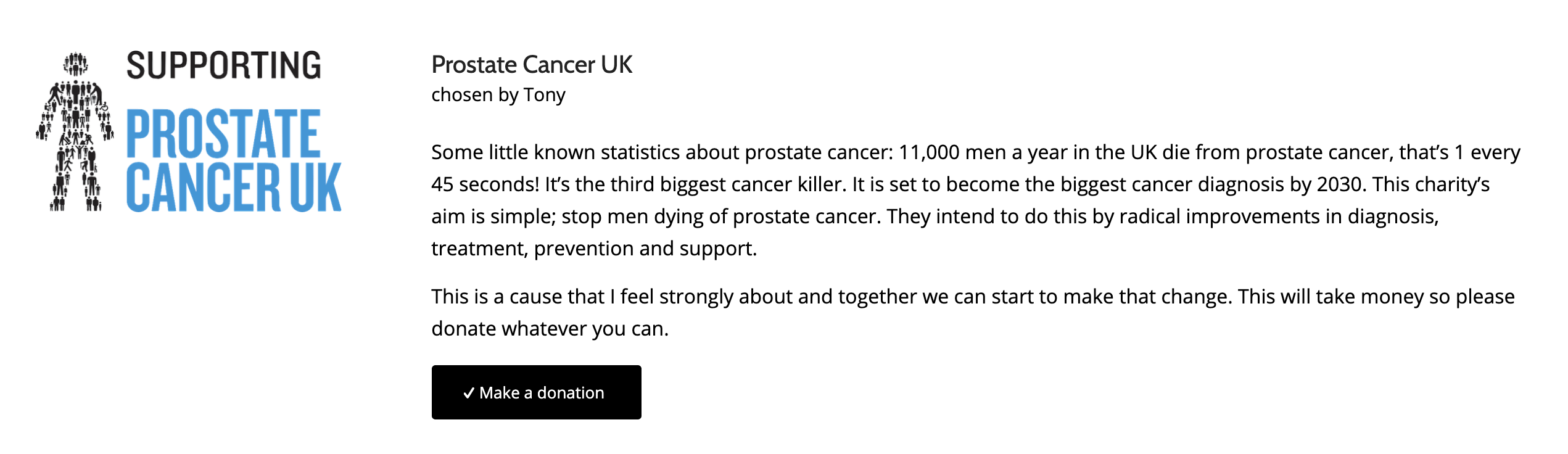 Raising money for Prostate Cancer UK with the Mongol Rally 2019