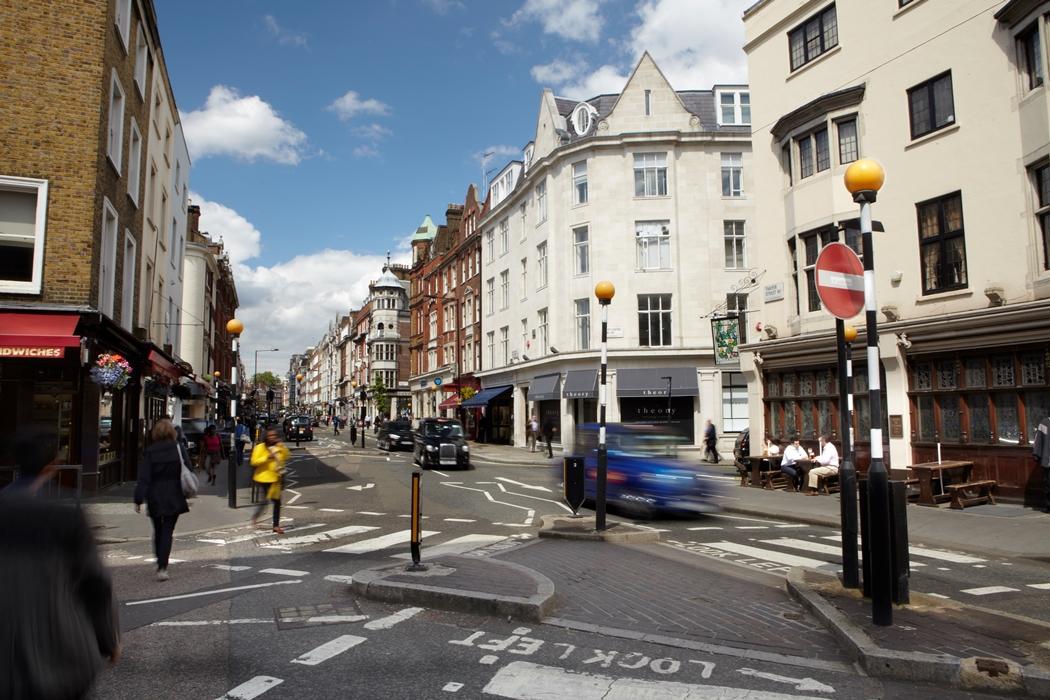 Marylebone Area Guide Hero