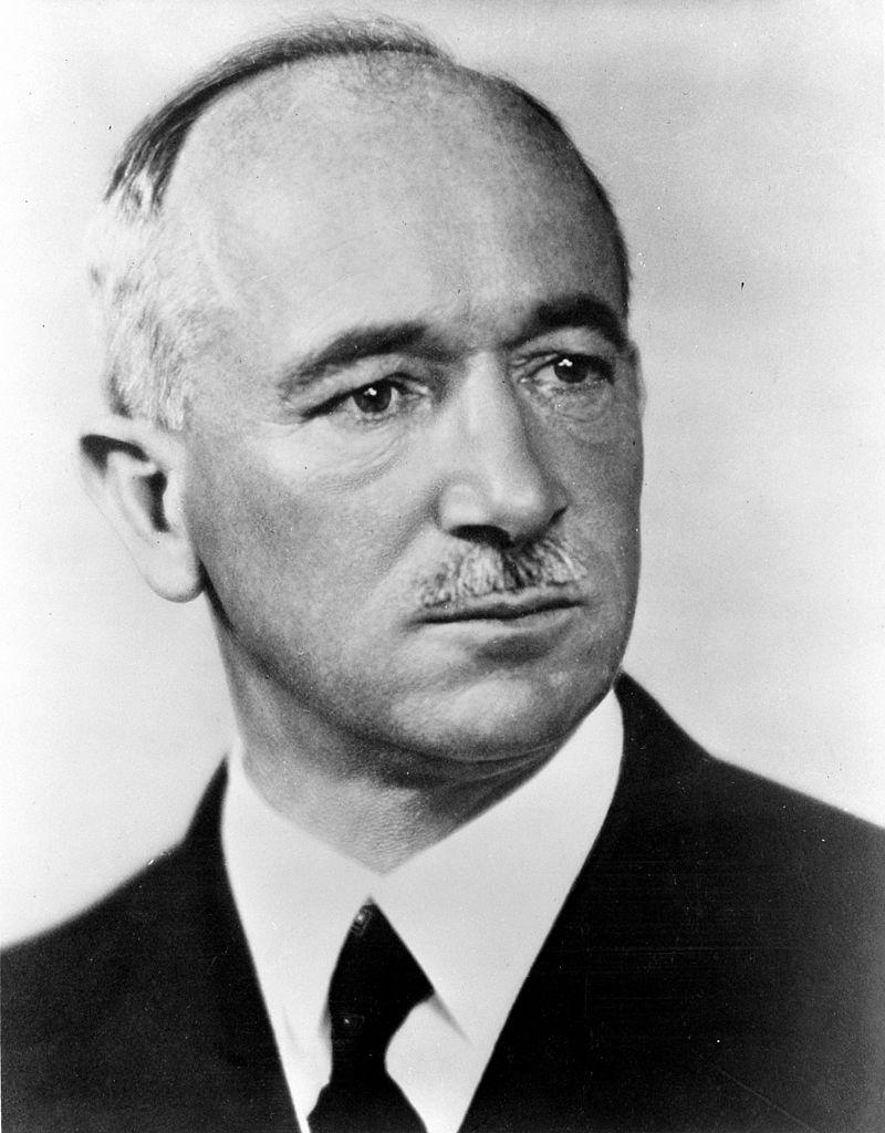 Edvard Beneš, President-in-Exile of Czechoslovakia