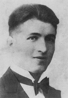 Jan Opletal Student