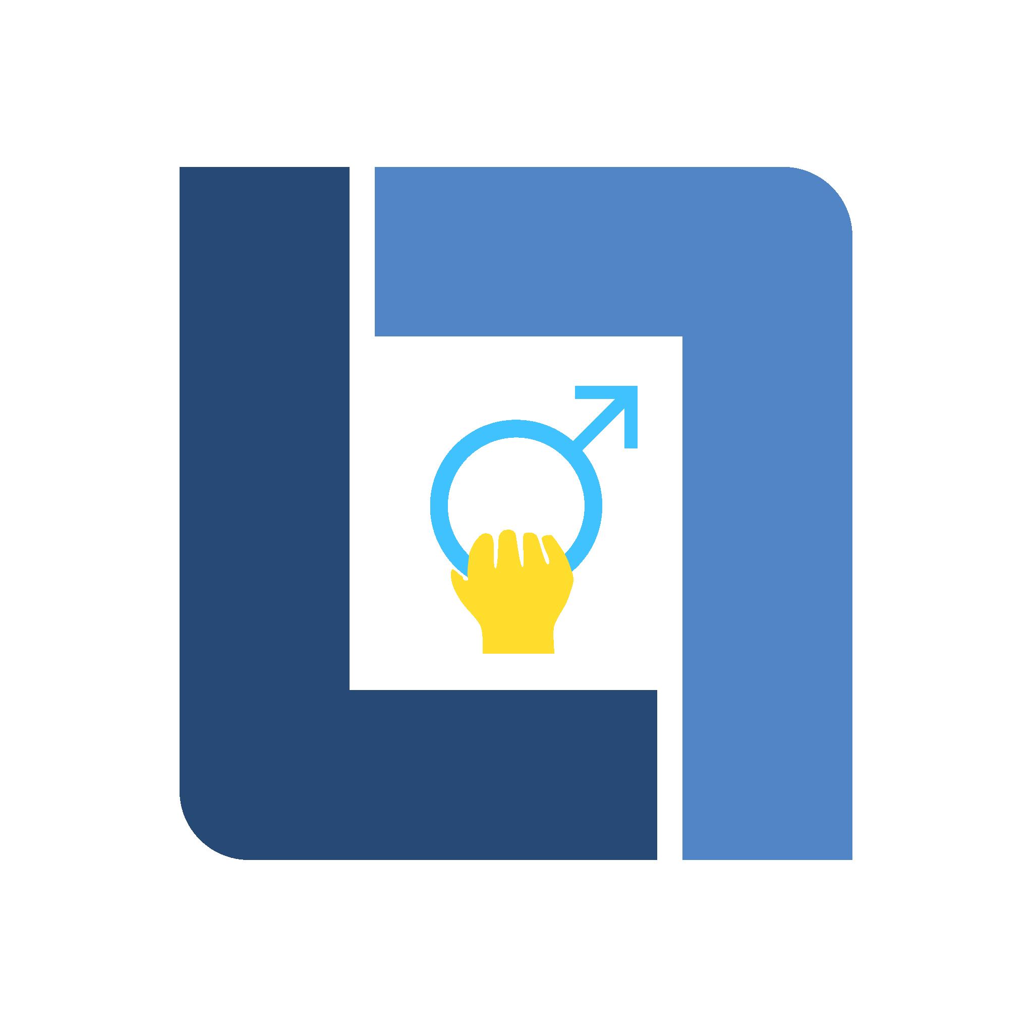 International Men's Day Leydon Logo