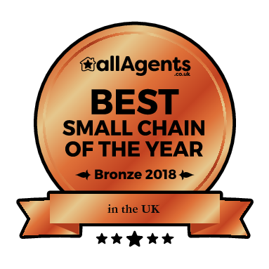 best overall small chain agent in the uk - dafydd hardy