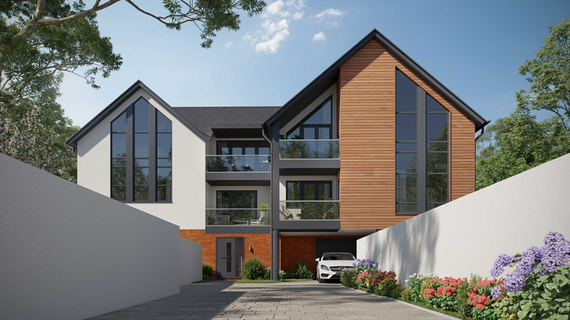 Hillside Court, Wey Hill, Haslemere, GU27 1HS