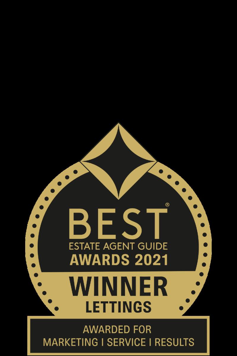 Anderson Rose, best estate agent award 2021