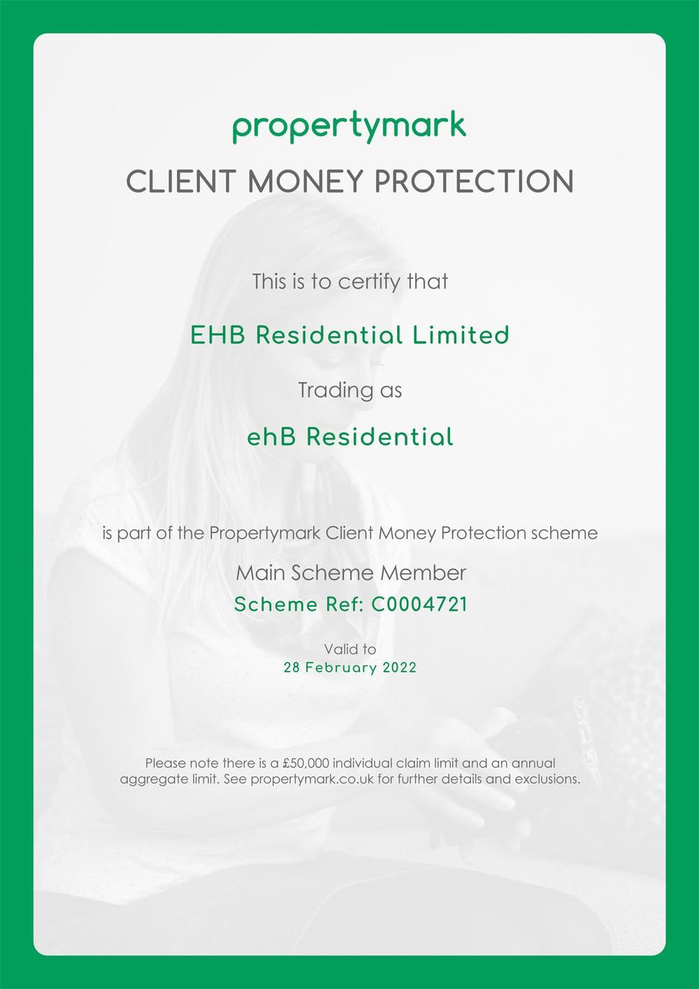 Money Protection February 2022