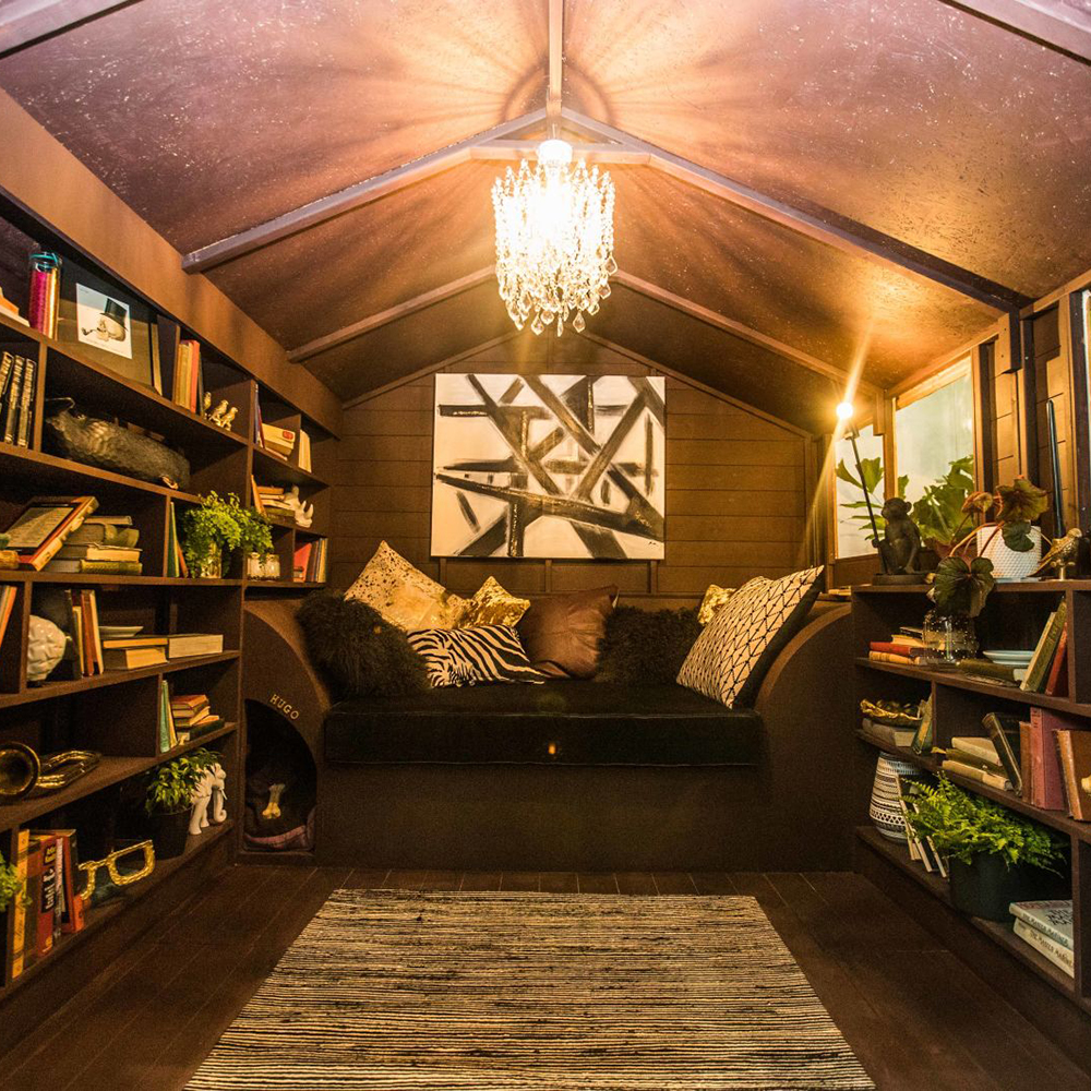 Shed Reading Room